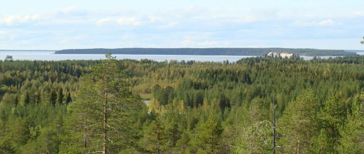 Vuoreslahti – vanha kylä Oulujärven rantamilla