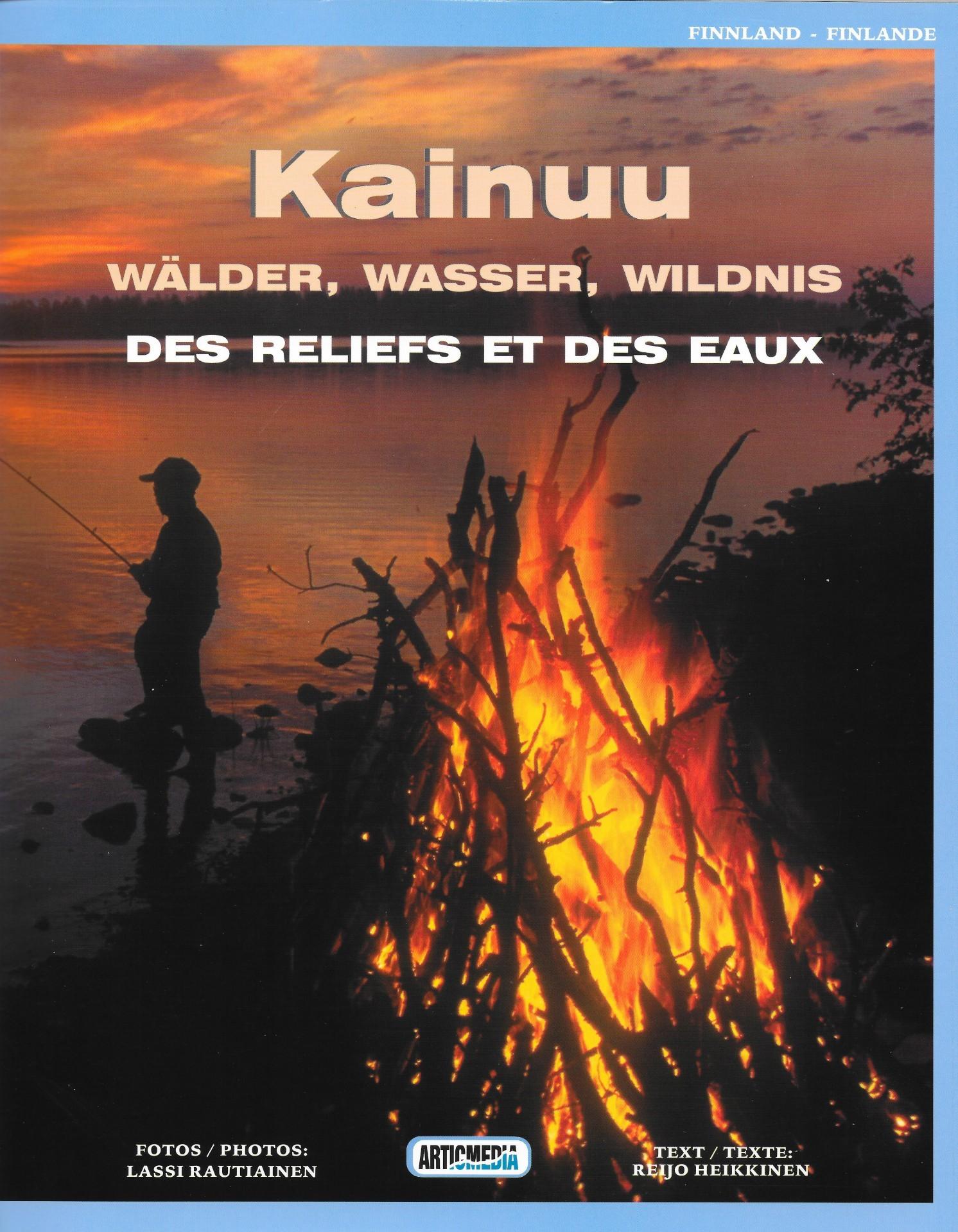 Kainuu - Walder, Wasser, Wildnis 2003