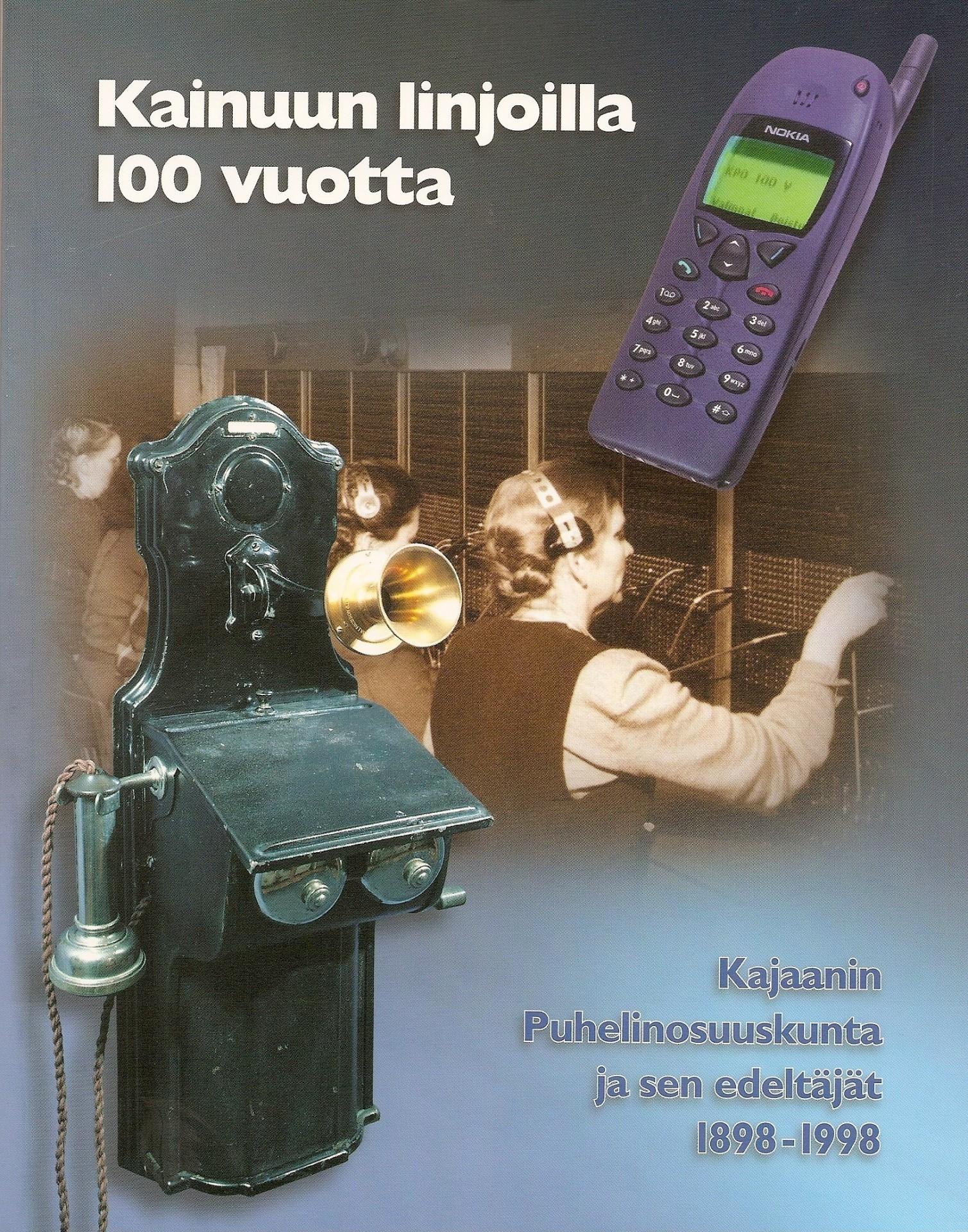 Kainuun linjoilla 100 vuotta 1998