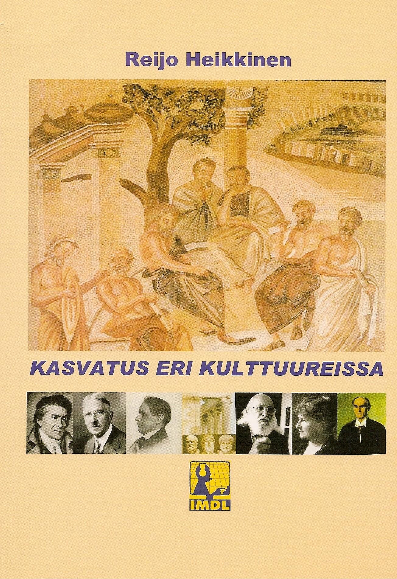 Kasvatus eri kulttuureissa 2003