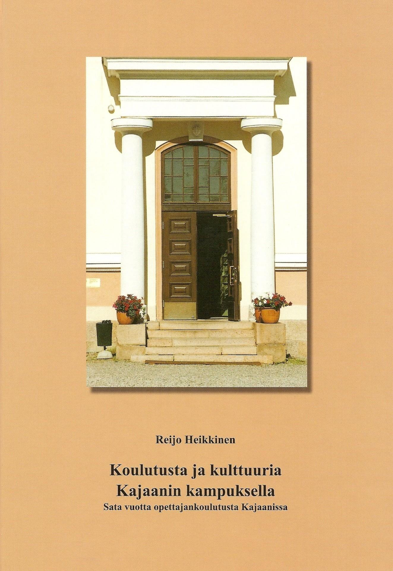 Koulutusta ja kulttuuria Kajaanin kampuksella 2000