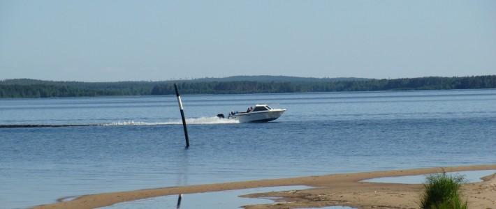 Oulujärven veneilyn vaiheita