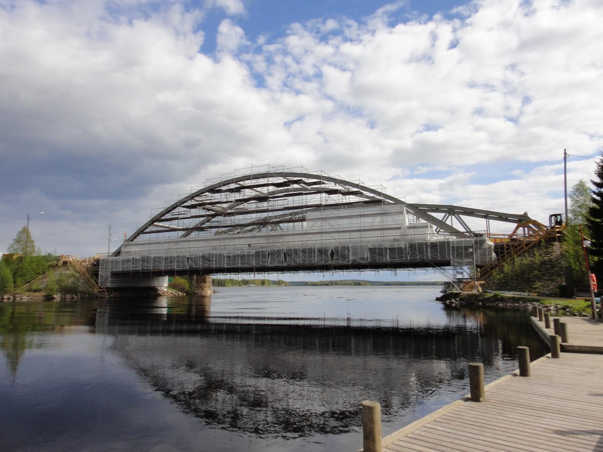 Kiehimäjoen sillat