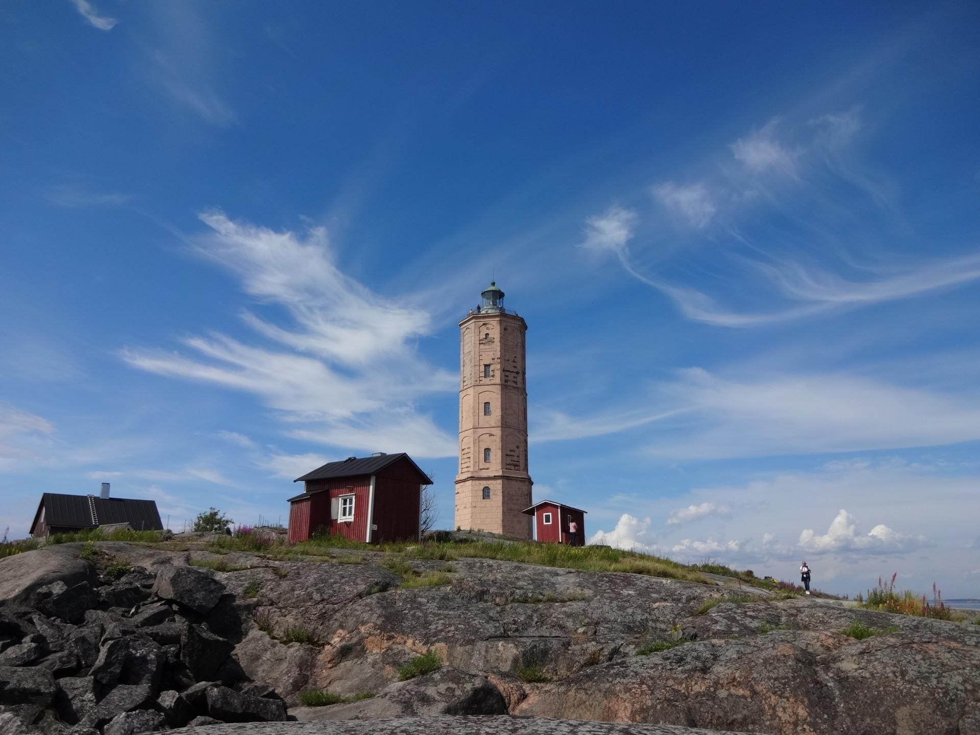 Söderskärin majakka on hallinnut seudun maisemia vuodesta 1862 lähtien.