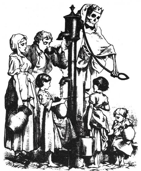 Kun koleran ja likaisen veden kausaalinen yhteys huomattiin, kesti kuitenkin pitkään, ennen kuin viranomaiset ryhtyivät toimenpiteisiin juomaveden puhdistamiseen.