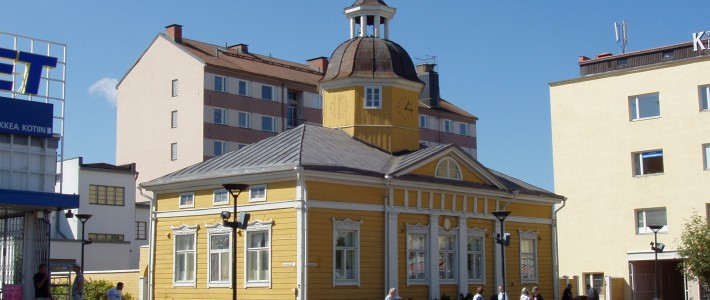 Kajaanin Raatihuone 1831