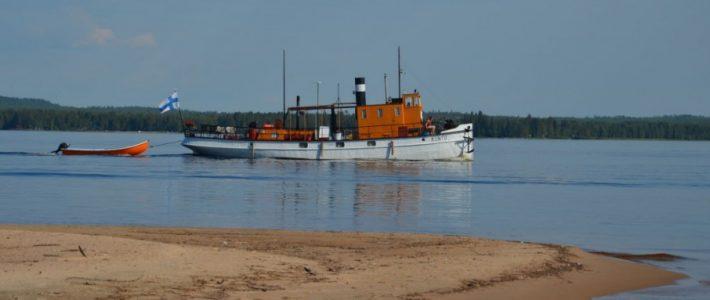 Tietoja Oulujärven vanhimmista laivoista